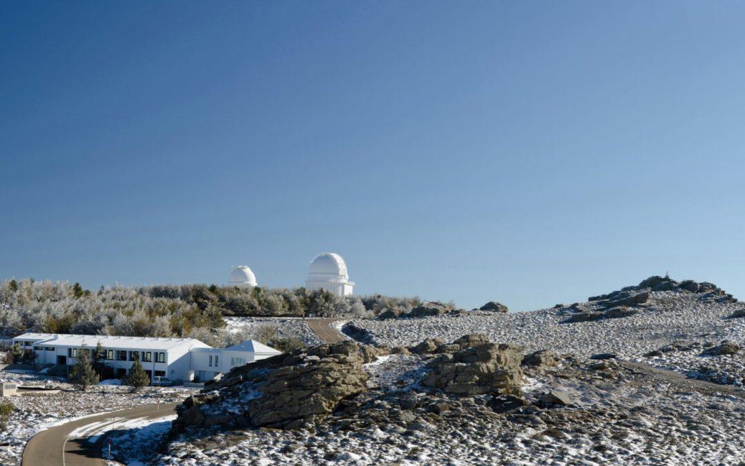 Europlanet 2024 RI NA Appel à observations sur le réseau de télescopes Europlanet