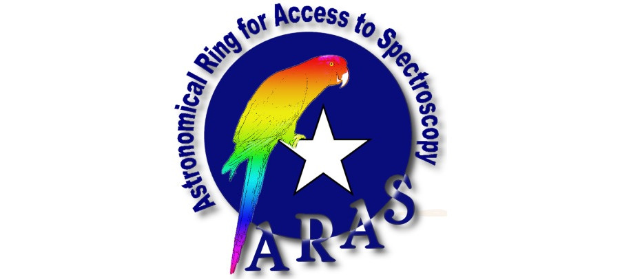 A.R.A.S Spectral database