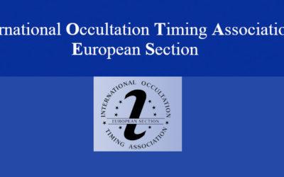 IOTA – European Section