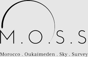 M.O.S.S Morocco Oukaïmeden Sky Survey