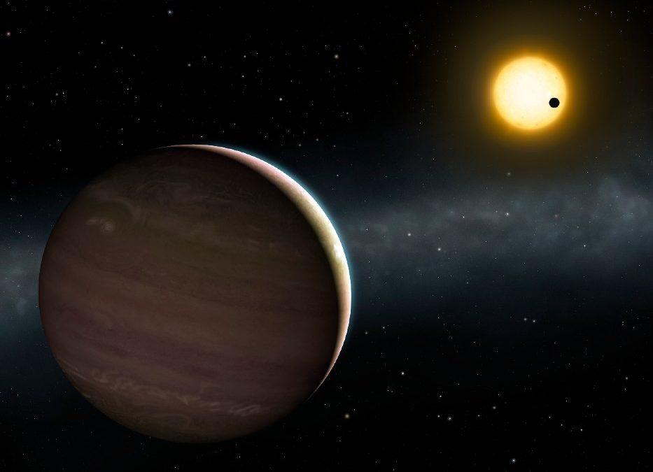 Transit de l'exoplanète WASP-148b